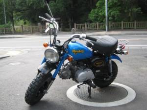 NO.695 Monky Blue 006